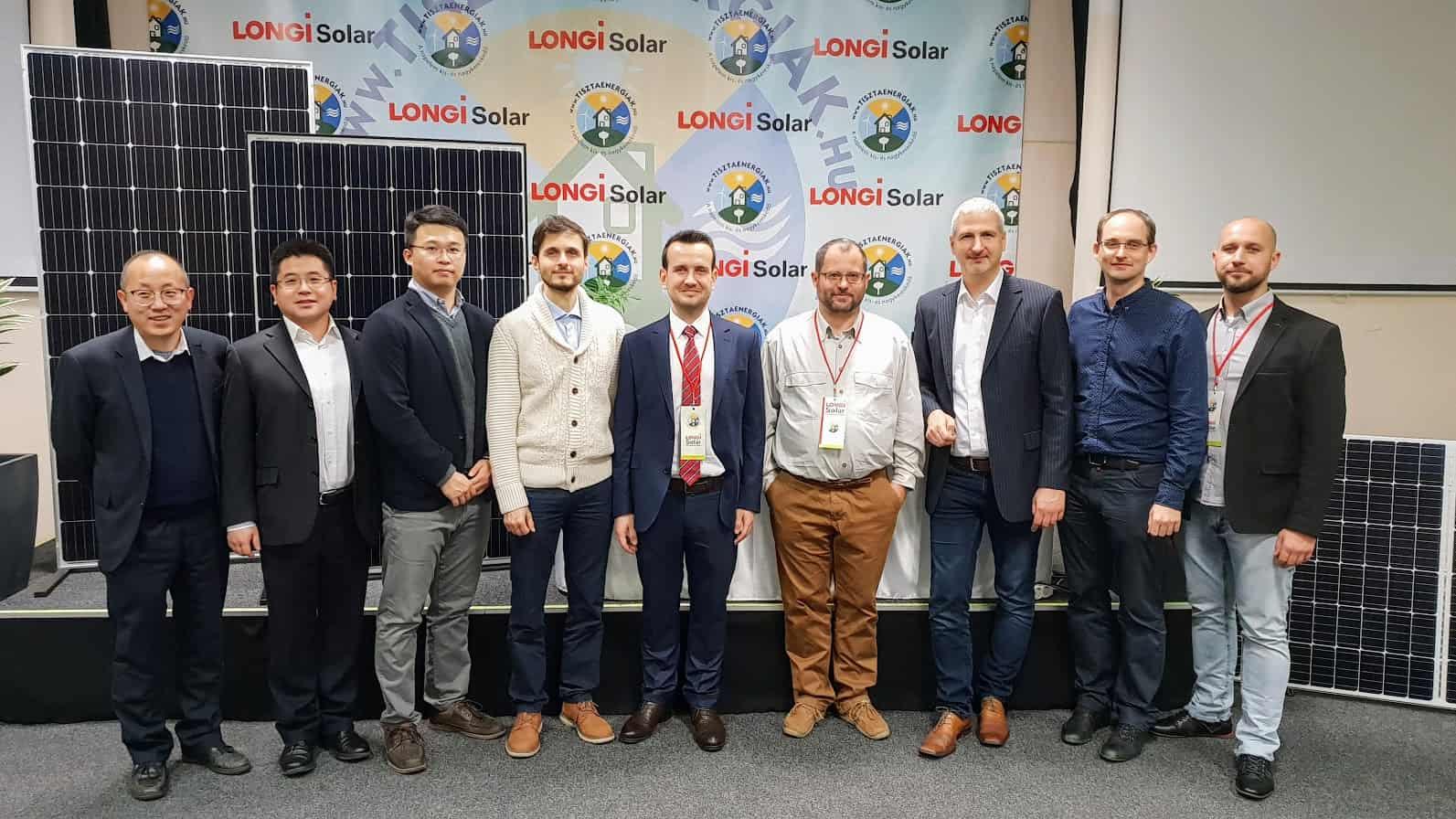 2018 Longi Szakmai Nap, Tiszta Energiák Kft.