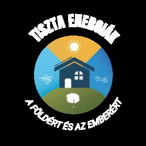 Tiszta Energiák logó - Napelem, napelem rendszer, napelem telepítés