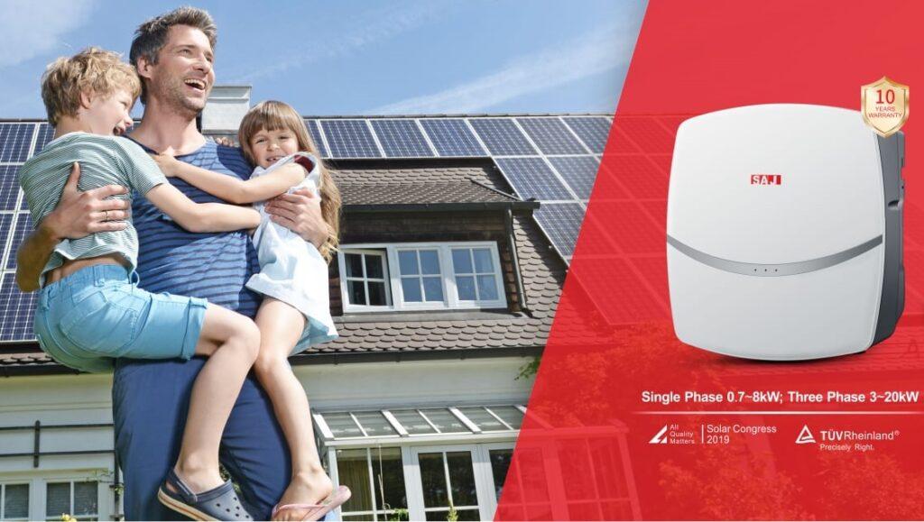 Saj R5 Inverter 1024x579, Tiszta Energiák Kft.