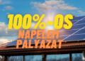 Mit lehet tudni a 100%-os, vissza nem térítendő napelemes pályázatról?