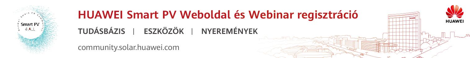 Huawei webinar regisztráció